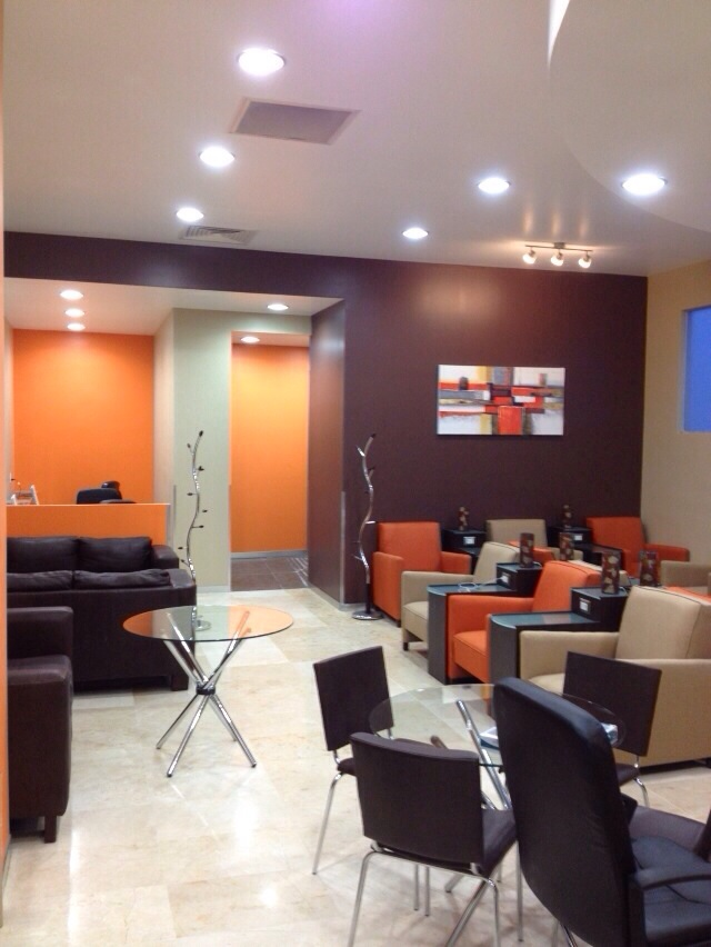 Caral vip lounge for Salon priority pass